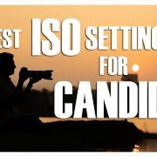 BEST | ISO SETTING |FOR | CANDID PHOTOGRAPHY