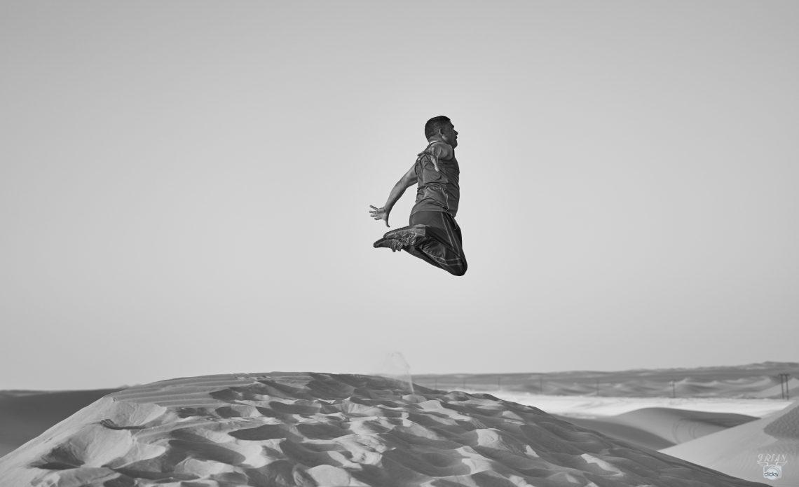 Abu Dhabi Desert Photography