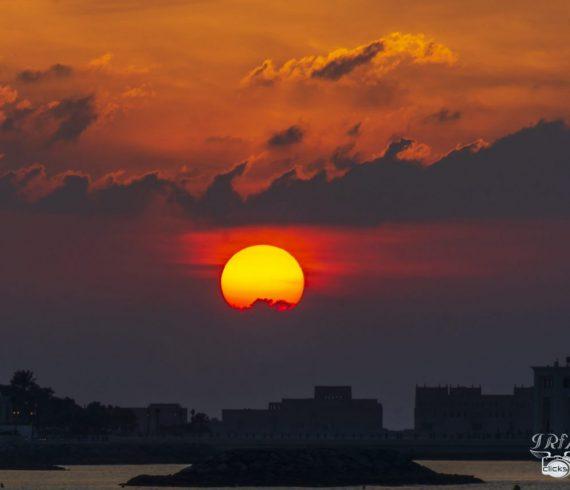 Sunrise sunset photography