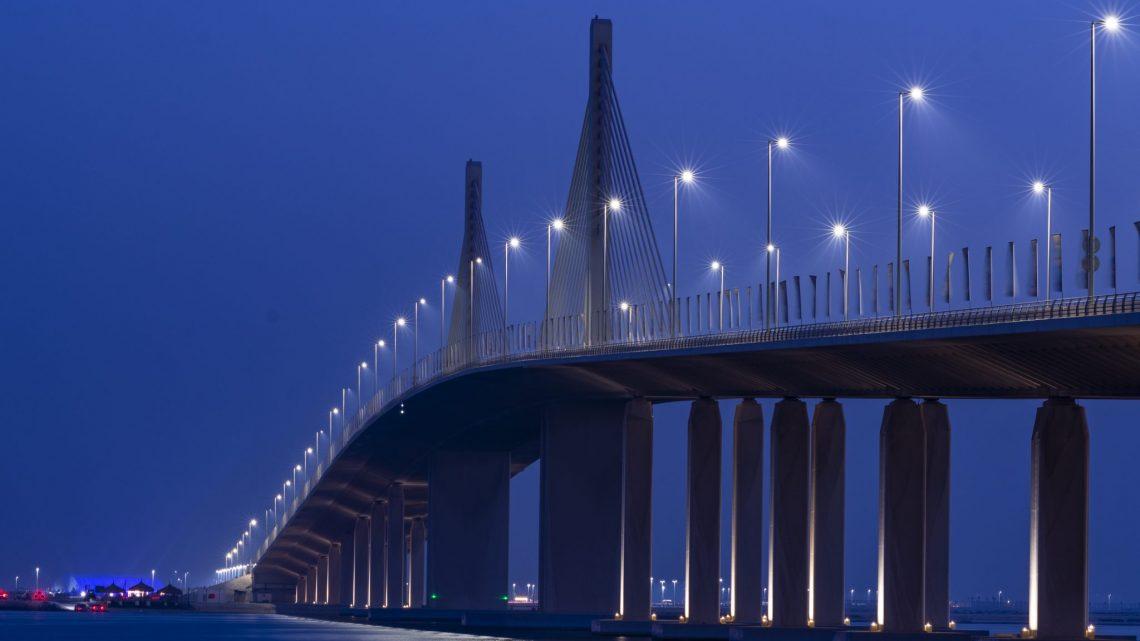 Al Hudayriat Bridge Abu dhabi